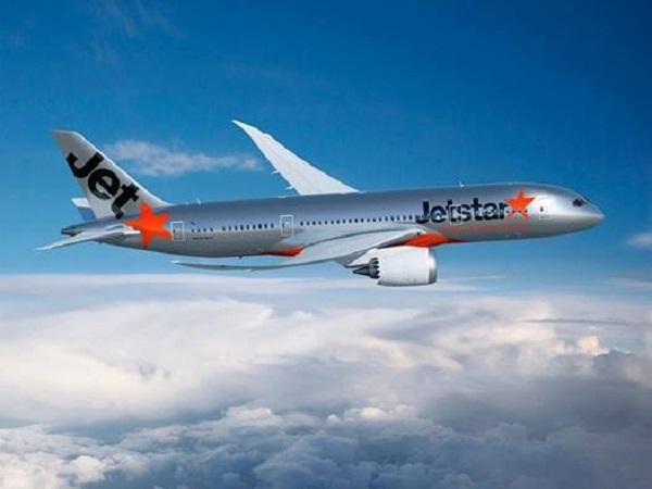 Vé máy bay giá rẻ đi Sài Gòn Jetstar