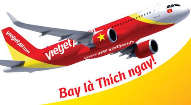 Vietjet Air - Bay là Thích ngay