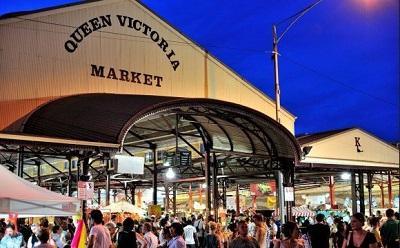 Chợ Queen Victoria