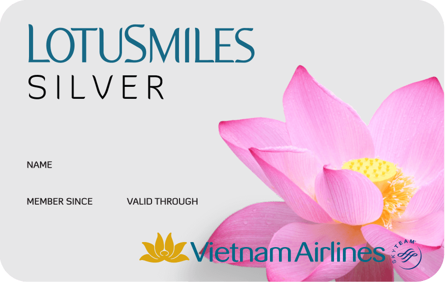 Bông sen vàng Vietnam Airlines