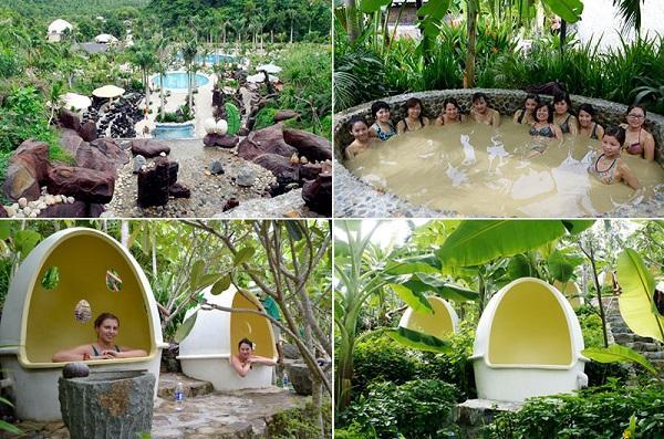 Khu du lịch sinh thái Trăm Trứng