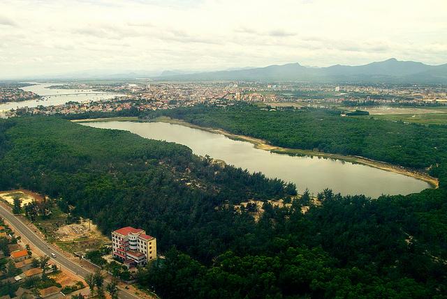 Sông Nhật Lệ