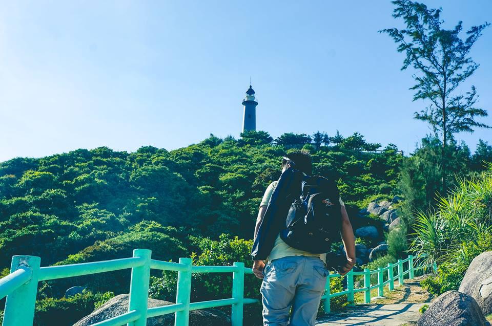 hải đăng Đại Lãnh – Bãi Môn