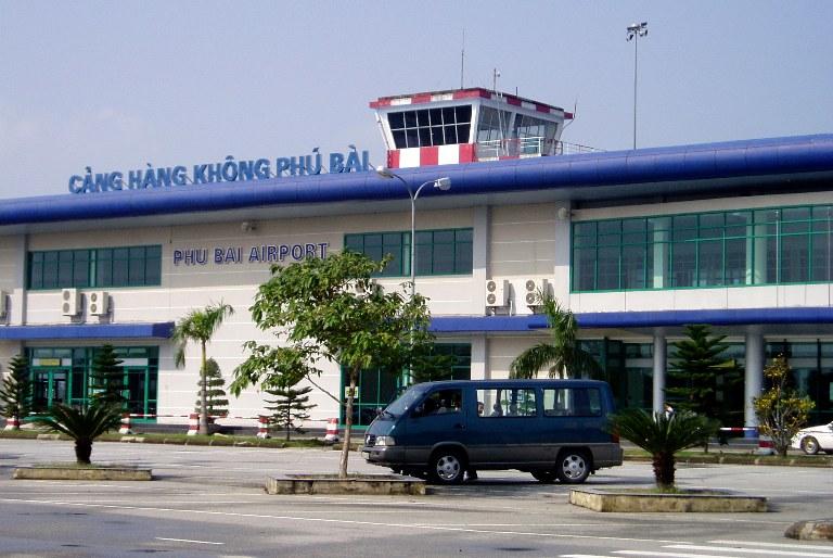 Vé máy bay đi Huế Vietjet