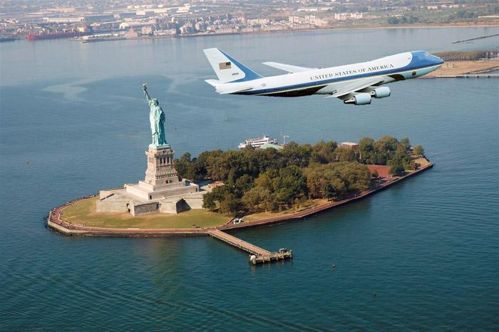 Giá vé máy bay đi Mỹ 1 chiều