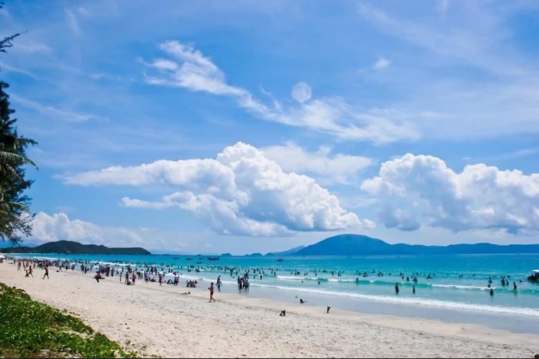 Bãi biển Xuân Thanh