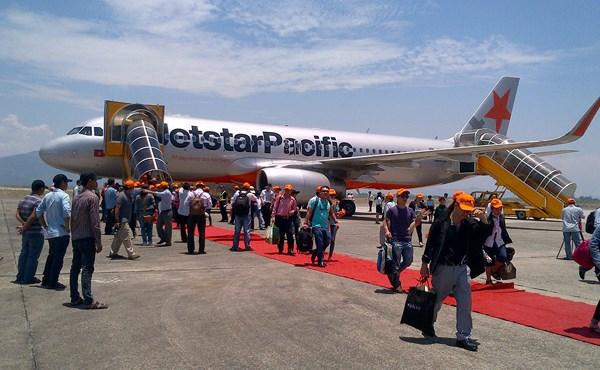 Giá vé máy bay Vinh Sài Gòn Pacific Airlines
