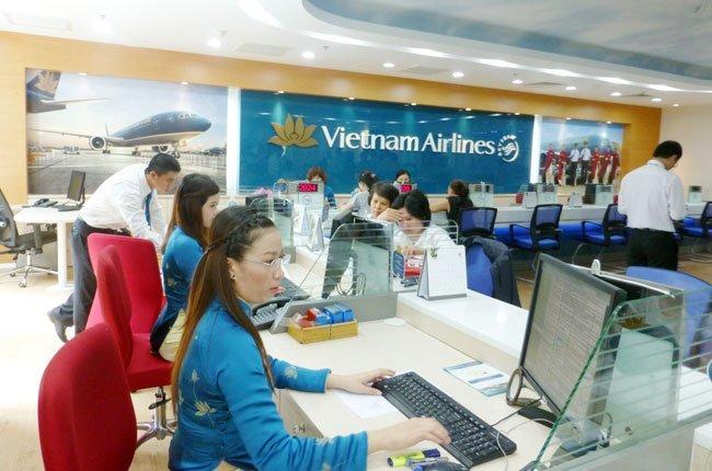 Mở đại lý vé máy bay TPHCM