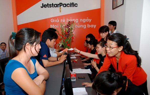 Mở đại lý vé máy bay Jetstar
