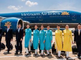 Mở đại lý vé máy bay Vietnam Airline