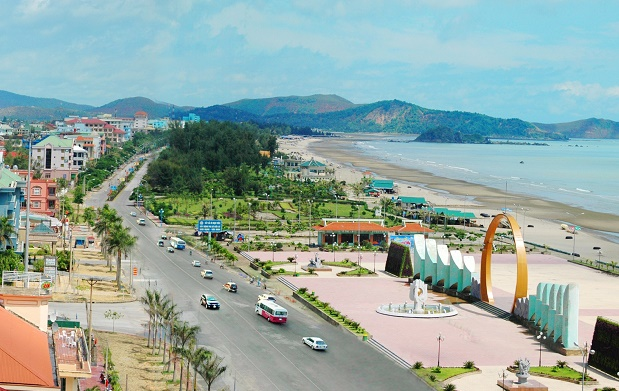 Bãi biển Cửa Lò Nghệ An