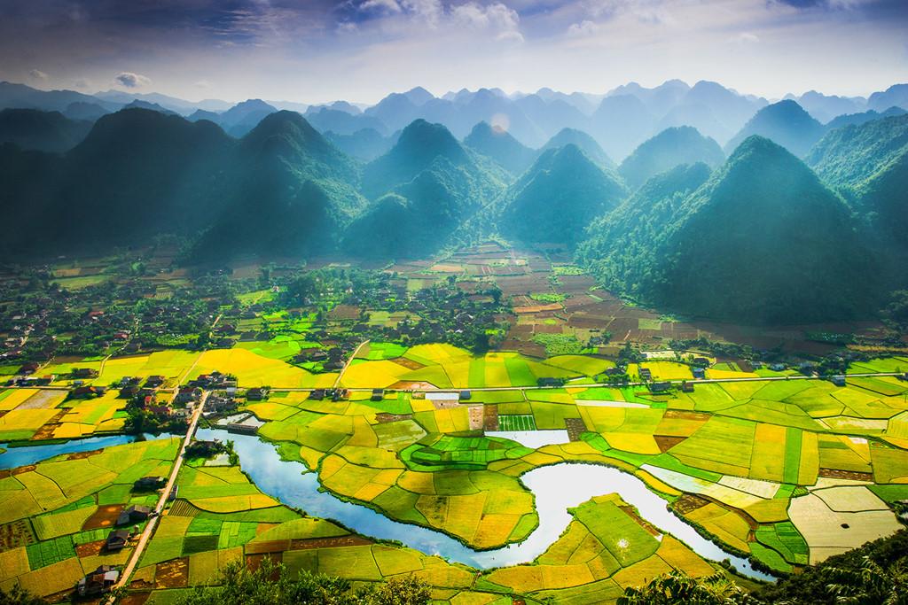 Thung lũng Bắc Sơn - Lạng Sơn