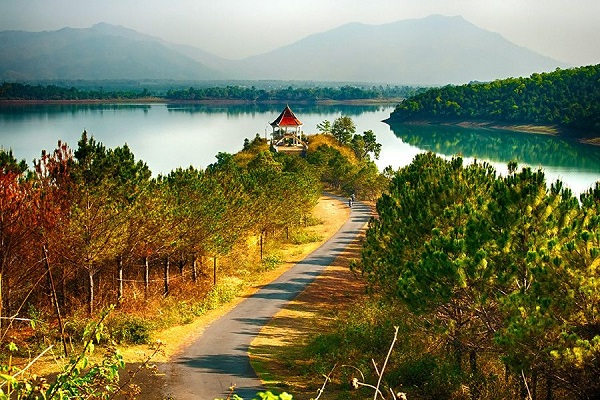 Thành phố núi Pleiku – Gia Lai