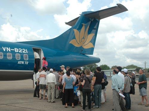 Vé máy bay Đà Nẵng Buôn Ma Thuột