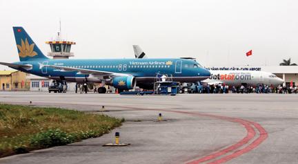 Vé máy bay Đà Nẵng Hải Phòng