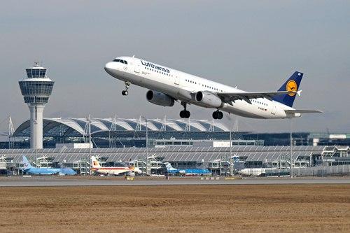 Vé máy bay đi Barcelona