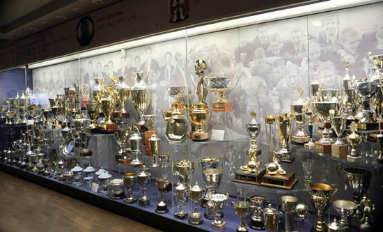 Bảo tàng Câu lạc bộ Barcelona