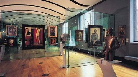 Bảo tàngArt Gallery Henry