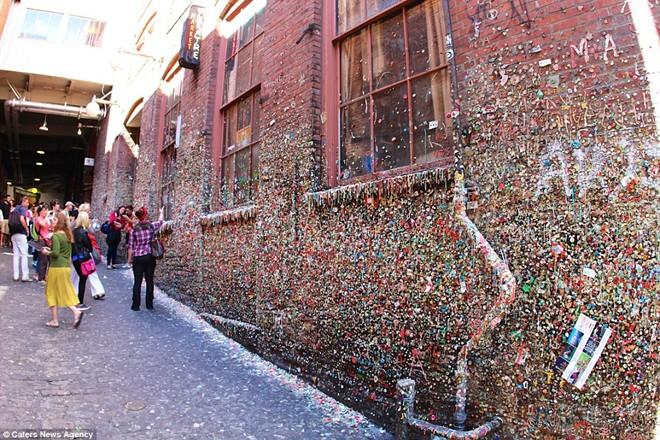 Bức tường kẹo cao su
