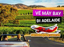 Vé máy bay đi Adelaide