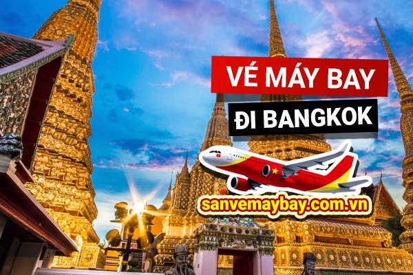 Vé máy bay đi Bangkok