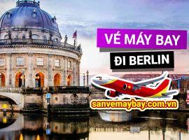 Vé máy bay đi Berlin