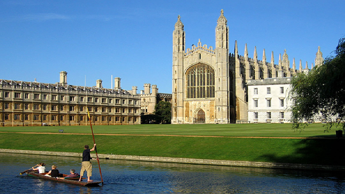 Du lịch khu Cambridge