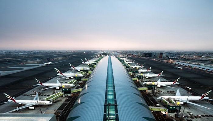 Vé máy bay đi Dubai