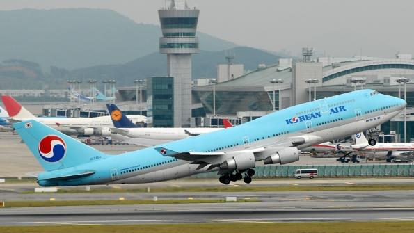 Vé máy bay đi Jeju