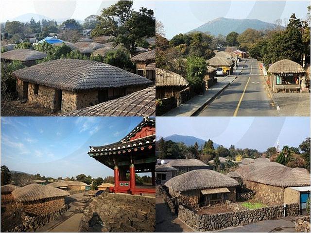 Làng Văn hóa Dân gian Jeju