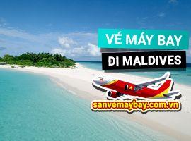 Vé máy bay đi Maldives