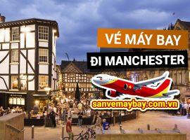 Vé máy bay đi Manchester