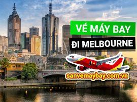 Vé máy bay đi Melbourne