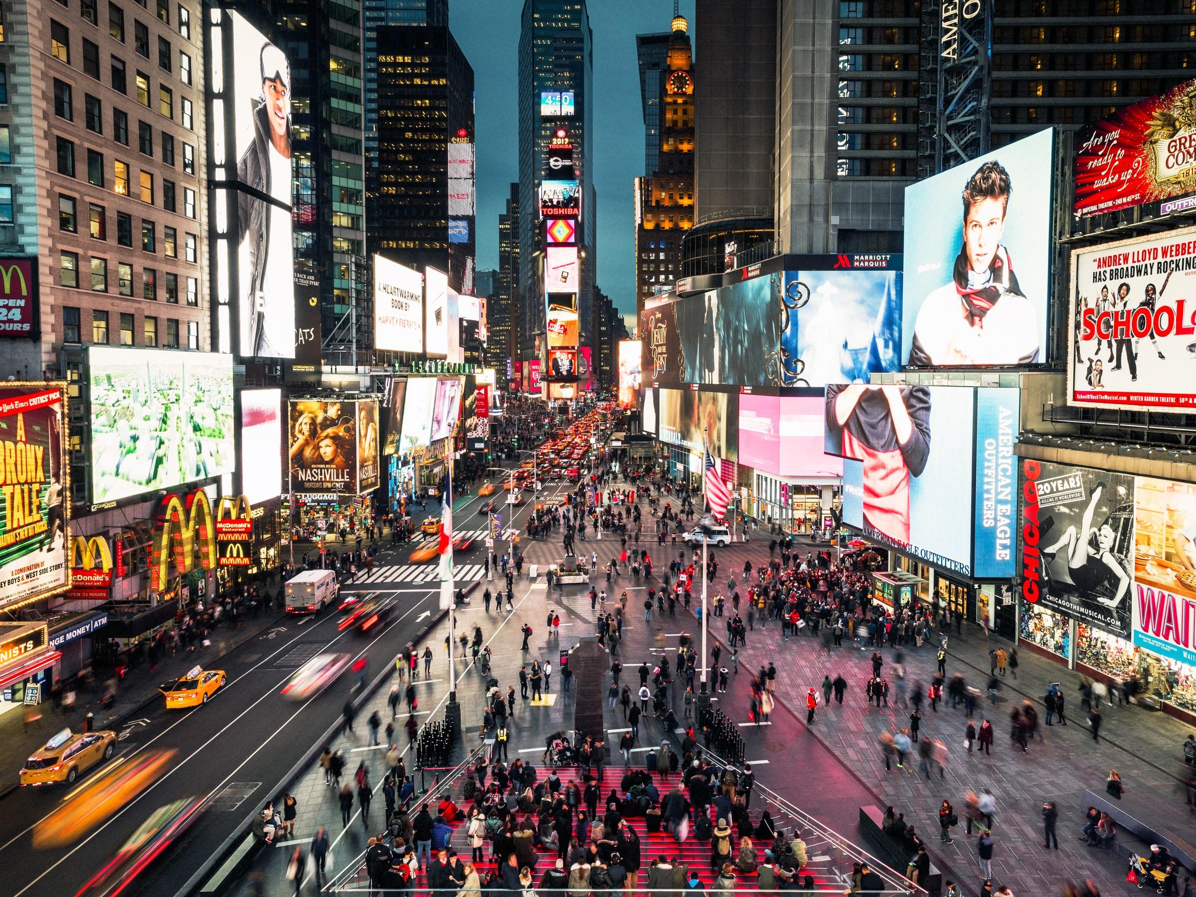 Quảng trường Thời New York