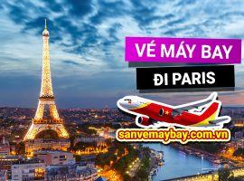 Vé máy bay đi Paris