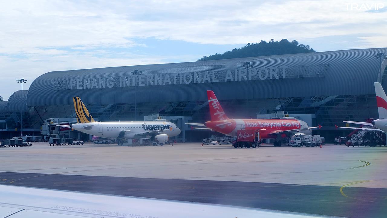 Vé máy bay đi Penang