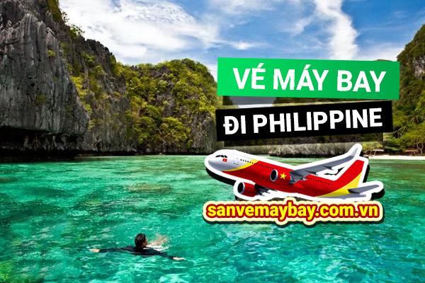 Vé máy bay đi Philippines