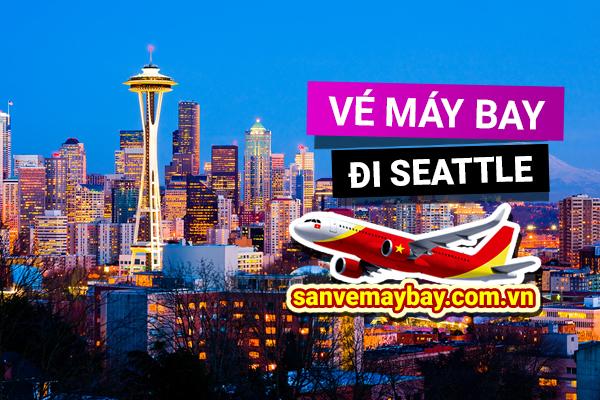 Vé máy bay đi Seattle