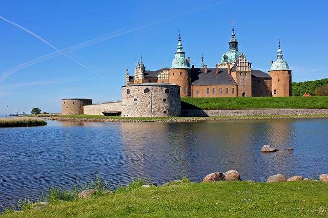 Lâu đài cổ Kalmar