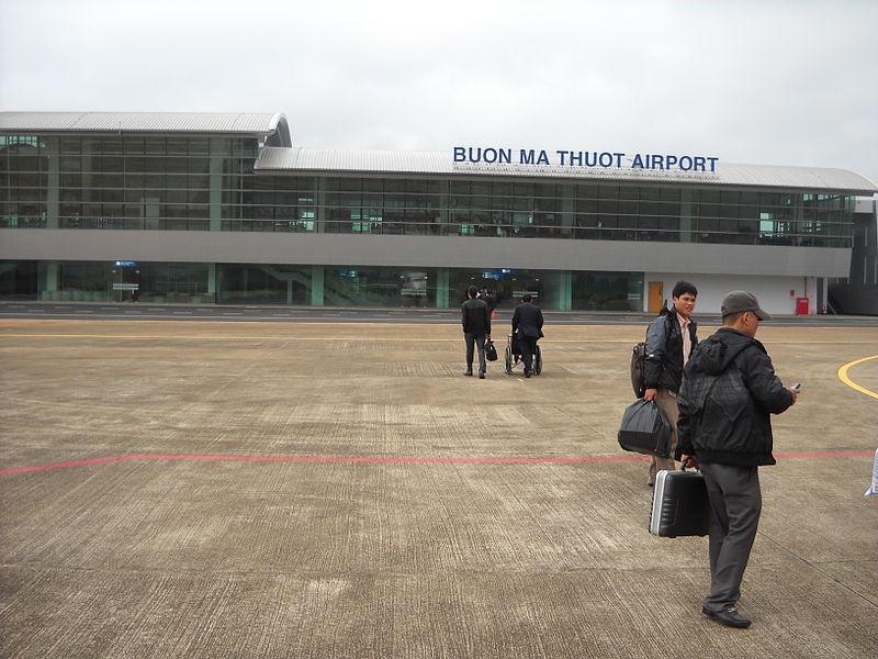 Vé máy bay Hà Nội Buôn Ma Thuột