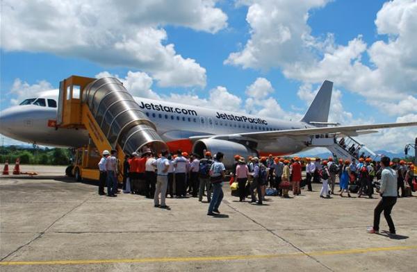 Vé máy bay Sài Gòn Tuy Hòa
