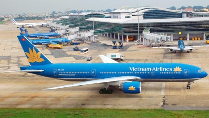 Vé máy bay Vietnam Airline Hà Nội Sài Gòn