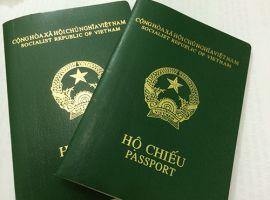 Đổi hộ chiếu chưa hết hạn