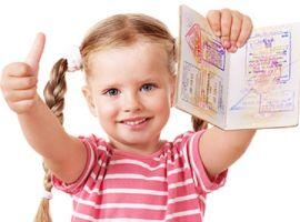 Làm hộ chiếu cho trẻ em mới nhất 2018