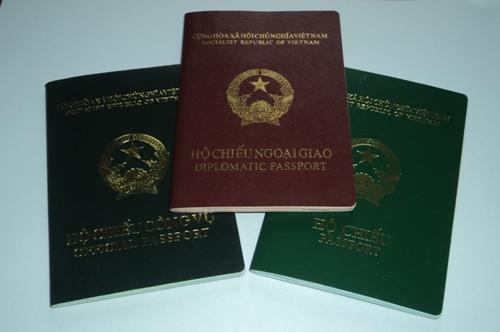 Làm hộ chiếu như thế nào
