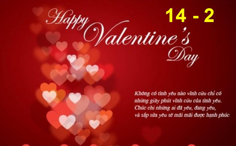 [Full] Câu hỏi về ngày lễ tình nhân Valentine