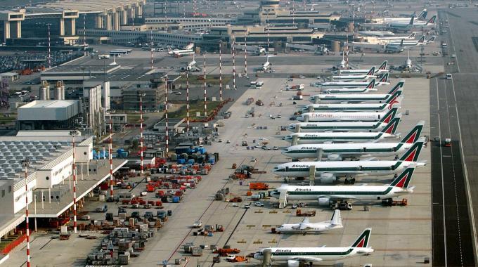sân bay Milano Malpensa