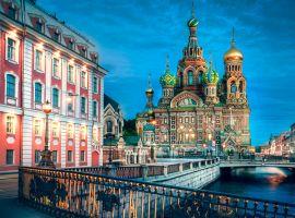 Vé máy bay đi Saint Petersburg