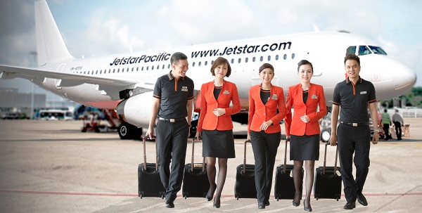 Vé máy bay Jetstar tháng 1