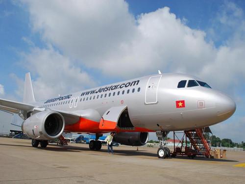 Vé máy bay Jetstar tháng 10